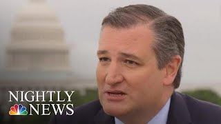 Extended Interview: Ted Cruz & Lester Holt | NBC Nightly News