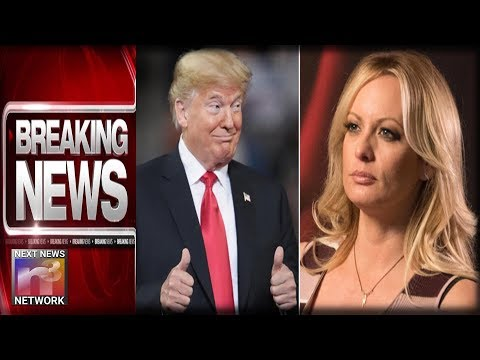 BREAKING: Federal Judge Orders Stormy Daniels to Pay President Trump $293,000 in Attorneys' Fees