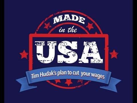 Baixar Made In The USA: Tim Hudak's plan to cut your wages