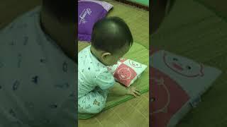 Nhật ký nhà Đậu - tập yêu em bé