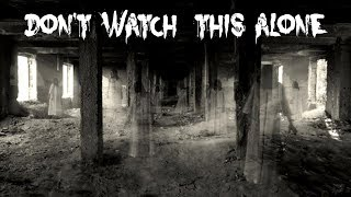GHOST FOOTAGE THAT CAN'T BE DEBUNKED