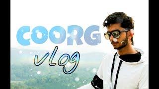 THE COORG CLIFFS VLOG | vlog 7 | ashish v official | how to explore|slime|youtube