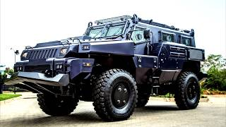 10 BEST ARMORED VEHICLES