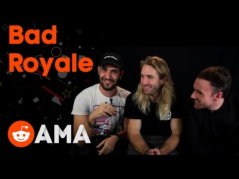 Lollapalooza: If Bad Royale could perform with one artist, dead or alive...