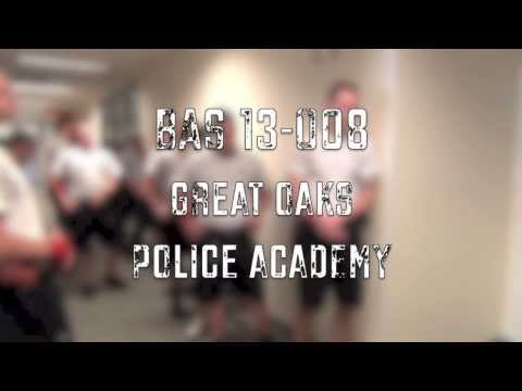 Police Academy training exercises