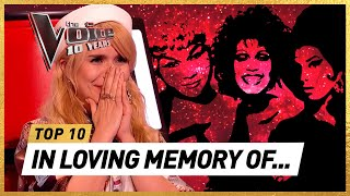 BEAUTIFUL tributes to musical ICONS in 10 YEARS of The Voice Kids
