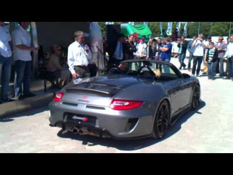 9ff 2010 9ff Porsche Speed9