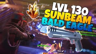 LVL 130 BALD Eagle Pistol IS IT GOOD? | Fortnite Save The World