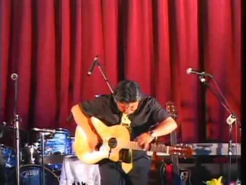 Buen guitarrista Cristiano - Hermanos Vargas
