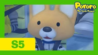 We want to go to space | Pororo S5 E18 | Kids Animation | Pororo the Little Penguin