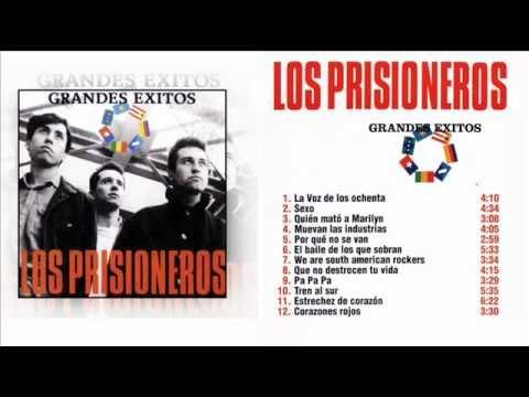 Los Prisioneros - Grandes Éxitos (1991) [Disco Completo] [Full Album]