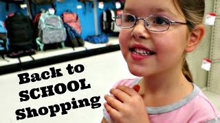 ✏️Back to School Shopping!