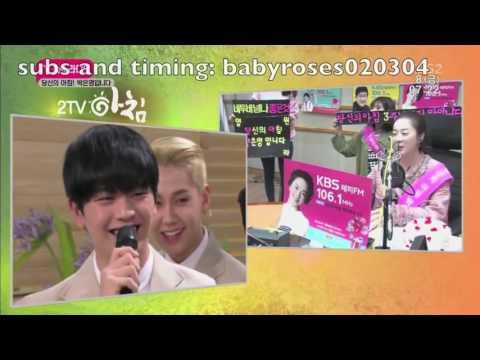 Sungjae-Joy (SungJoy) Talking About Each Other Compilation | 성재-조이 쀼 (성조이) 우리 결혼했어요 (우결) 말고