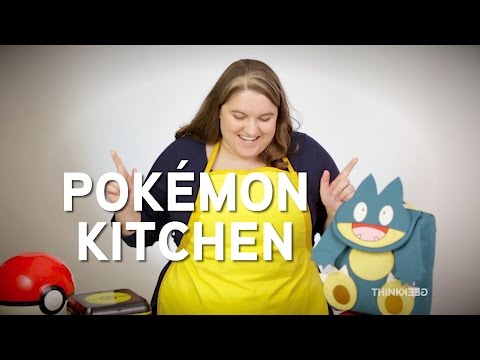 Pokémon Kitchen from ThinkGeek