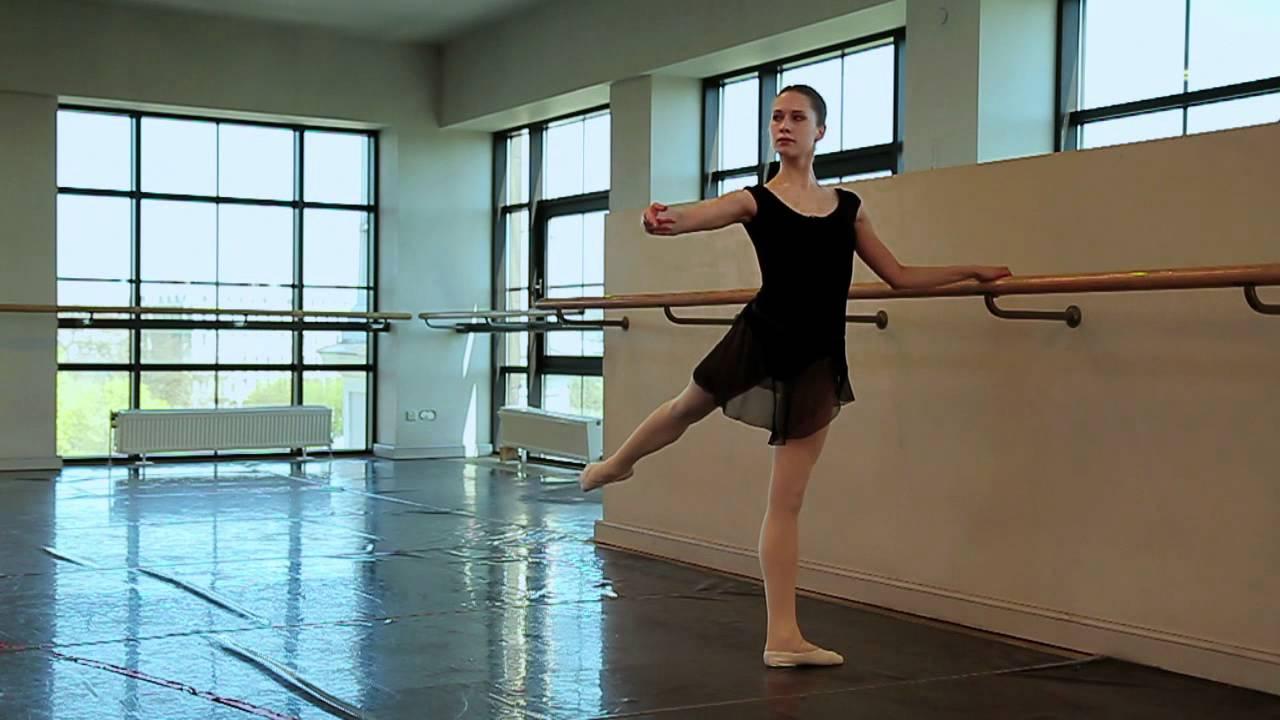 Plies ballet