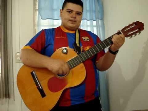 Señor eres fiel guitarra Tutorial o Instructional