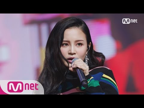 LEE HI(이하이) - Hold My Hand Comeback Stage M COUNTDOWN 160310 EP.464