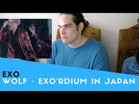 Voice Teacher Reacts to EXO-Wolf (Featuring Barcenilla's Shoulder)