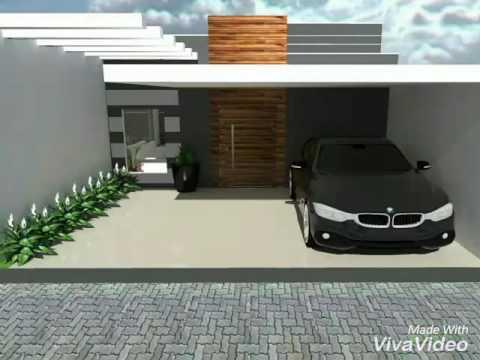Casa de un piso lote 6x15 mts for Casa moderna minimalista interior 6m x 12 50 m