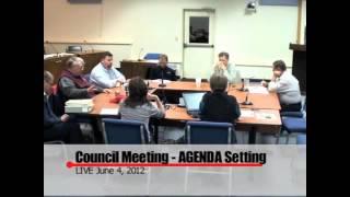 City Council fight