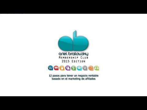 12 Pasos para tener un negocio rentable basado en el marketing de afiliados (1ra Parte)