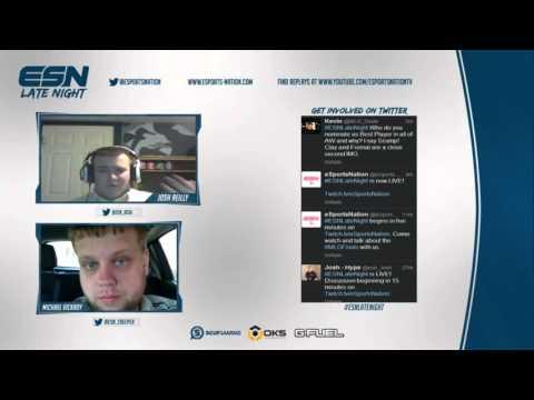 #ESNLateNight Ep. 65: MLG Finals Recap
