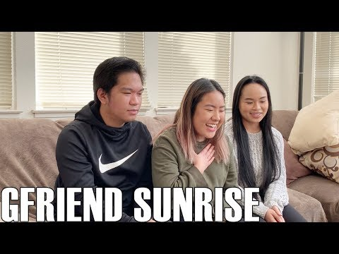 Gfriend (여자친구) - Sunrise (Reaction Video)