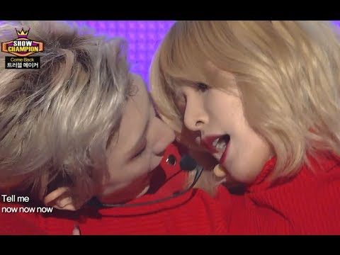 Trouble Maker - Now, 트러블 메이커 - 내일은 없어, Show Champion 20131030