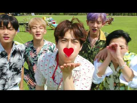 Travel Seoul with EXO!