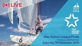 LIVE Sailing | Star Sailors League Finals | Nassau, Bahamas | Saturday 7 December 2019
