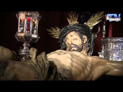 Besapiés Stmo Cristo del Desamparo y Abandono