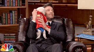Pup Quiz with Ben Affleck