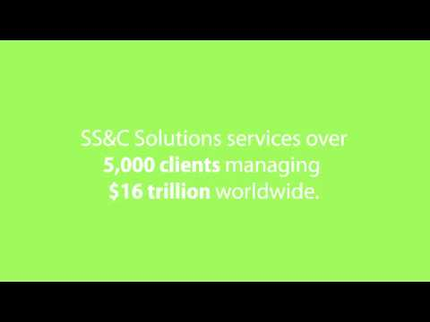 SS&C's - Asset Management Solutions