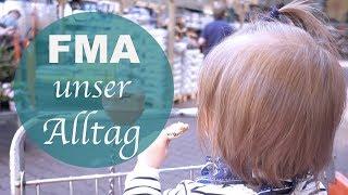 FMA Unser Alltag mit Ella am Wochenende - Baumarkt Action!