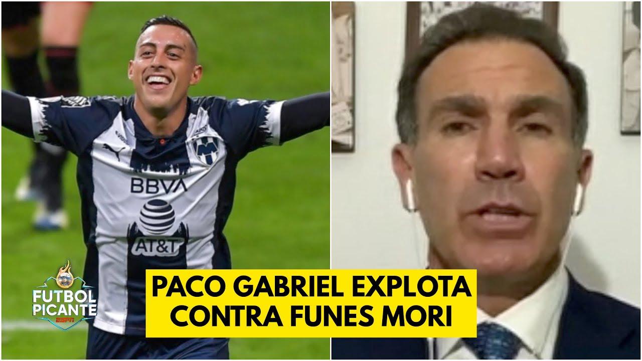 NO ME GUSTA FUNES MORI PARA LA SELECCIÓN MEXICANA. Paco Gabriel de Anda muy molesto | Futbol Picante