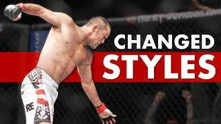 10 Fighters Who Switched Styles Over Their Careers