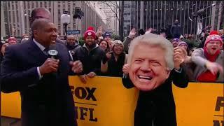 FOX NFL Sunday 2019 Thanksgiving CHI@DET