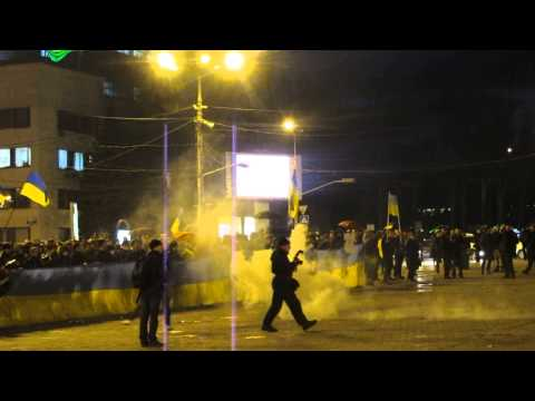 Антивоенный митинг в Донецке. 13.03.14