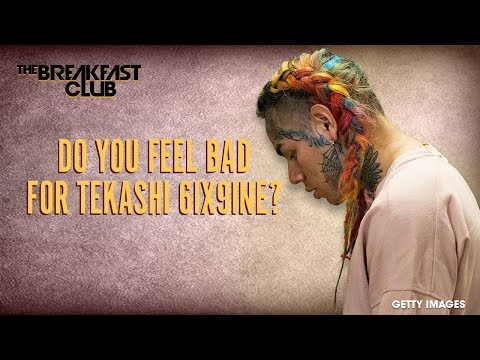 Do You Feel Bad For Tekashi 6ix9ine After His Arrest?
