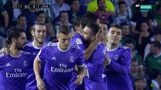 Real Betis 1-6 Real Madrid HD Highlights 15/10/16