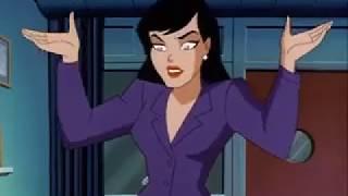 Superman TAS Clark Kent meets Lois Lane
