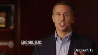 Eric Greitens are you serious? Really? Really?