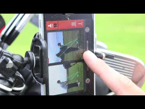 Golf Swing Analyzer iPhone App | Swingprofile.com
