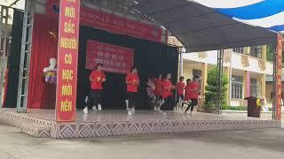 Dân vũ Như Ngày Hôm Qua (9D3 THCS Thanh Nưa)