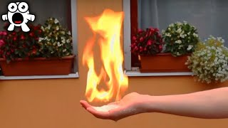 TOP 10 EASY SCIENCE MAGIC TRICKS ANYONE CAN DO - YouTube