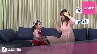 HTV2 - Hari Won học hỏi vợ chồng Huy Khánh bí quyết nuôi con thông minh
