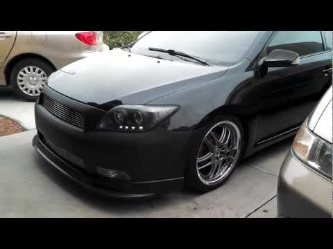 Tricked Out Scion Tc >> Scion tC gets tricked out in 6 hours at Summerbash by Auto Werks of Northbrook Musica Movil ...