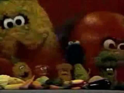 Sesame Street Healthy Food Youtube