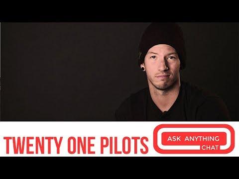 Twenty One Pilots On Where Their Grammy Award Is Displayed