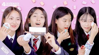 4 Most Popular K Beauty Products Korean Teens Love | Makeup for Teenagers